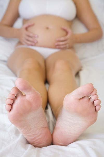 Pregnancy and aching feet