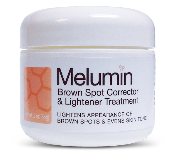 Melumin Brown Spot Corrector and Lightener Treatment